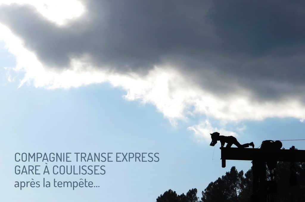 nouvelles de la compagnie Transe Express